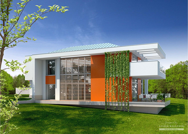 Projekt domu LK&999