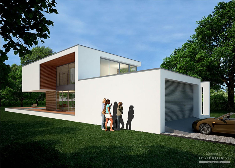 Projekt domu LK&994