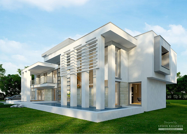 Projekt domu LK&995