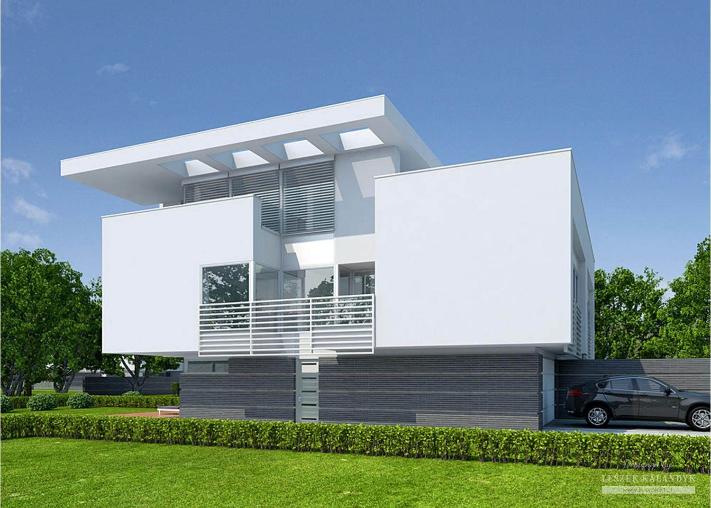 Projekt domu LK&1045