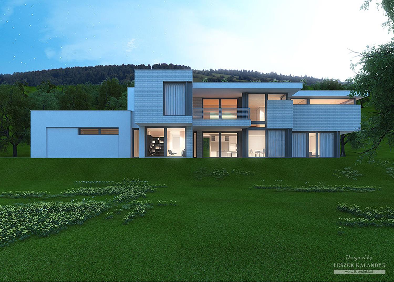 Projekt domu LK&1047