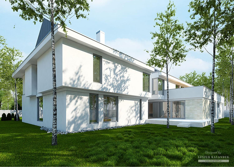 Projekt domu LK&1087