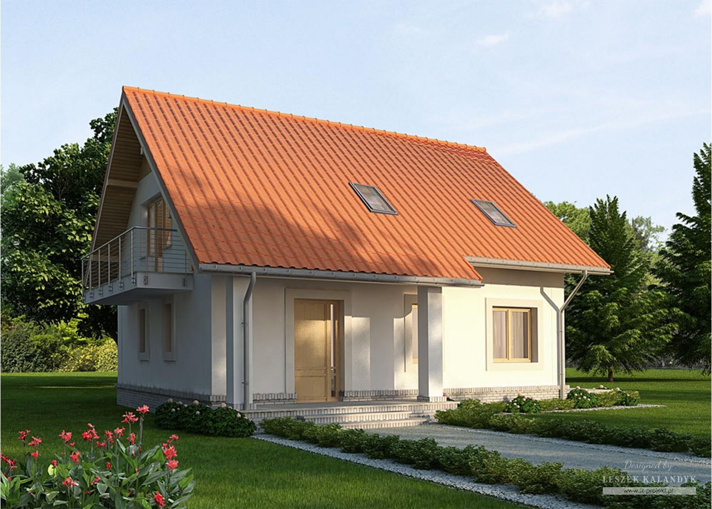 Projekt domu LK&815