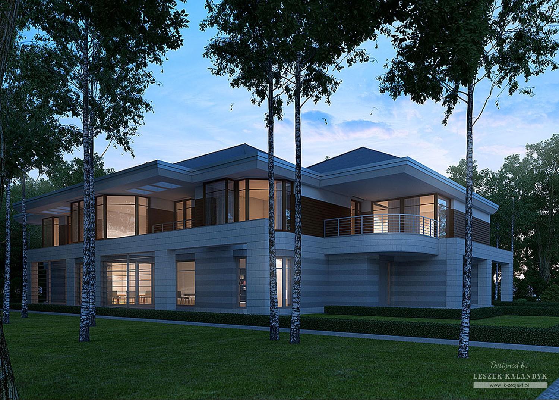 Projekt domu LK&1076