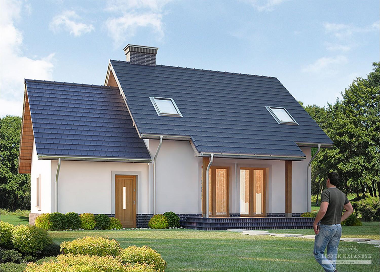 Projekt domu LK&1027