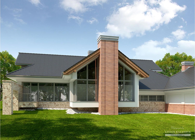 Projekt domu LK&1085