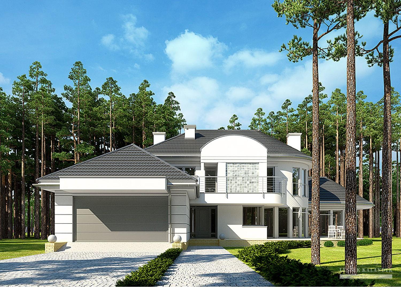 Projekt domu LK&1012
