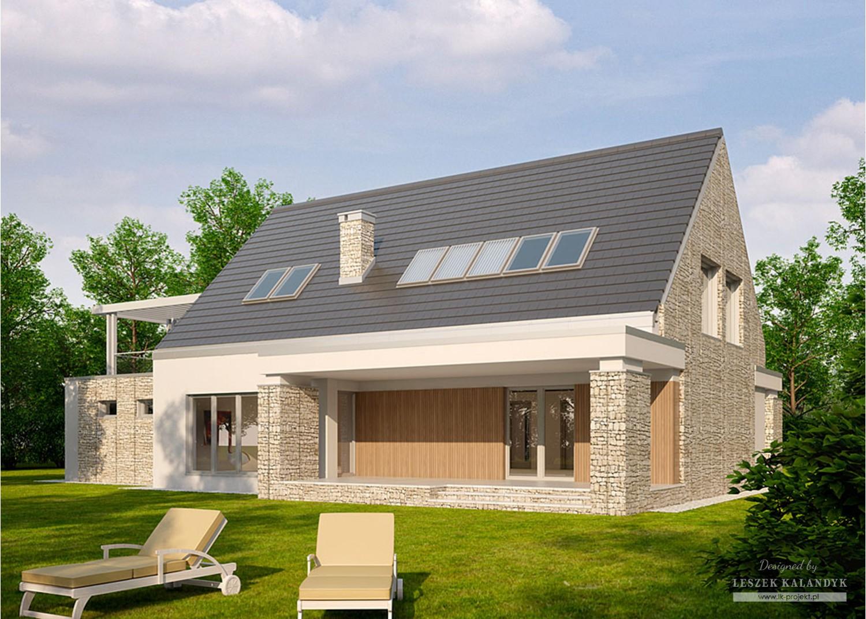 Projekt domu LK&1044