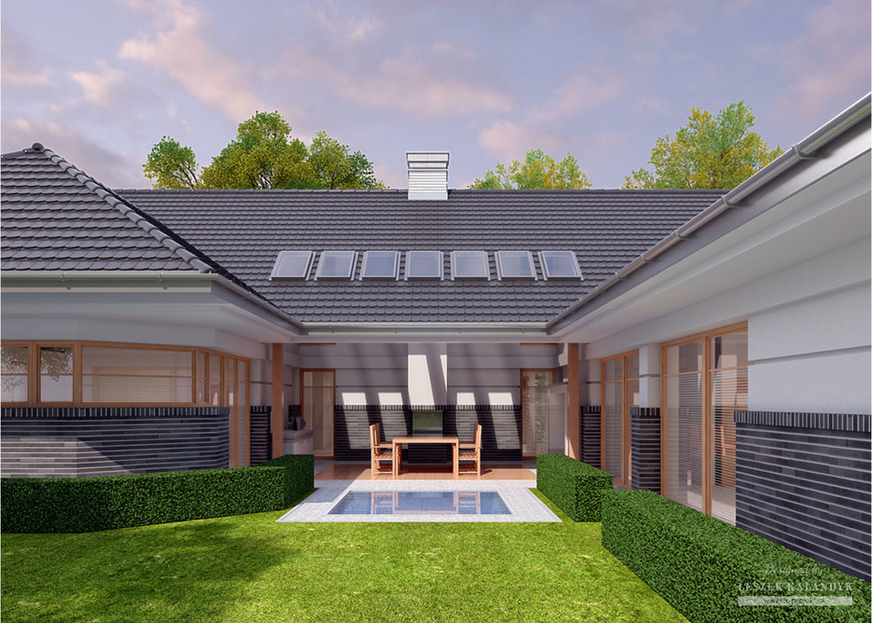 Projekt domu LK&1089