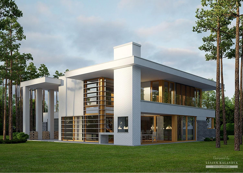 Projekt domu LK&1084