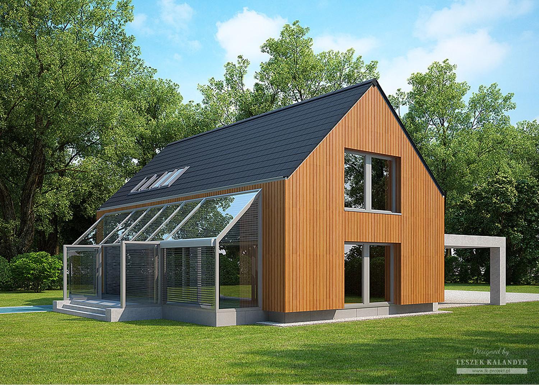 Projekt domu LK&1100
