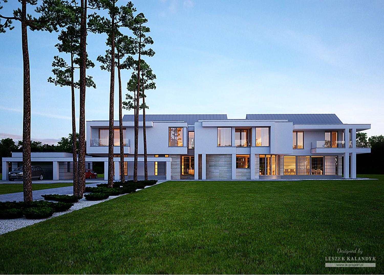 Projekt domu LK&1080
