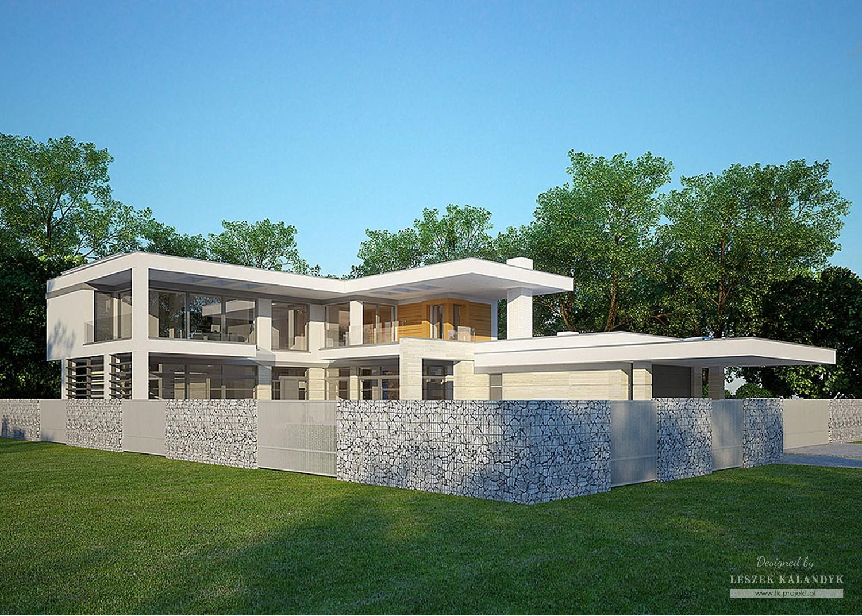 Projekt domu LK&1079