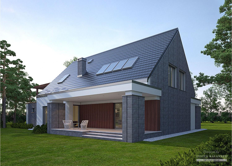 Projekt domu LK&1083