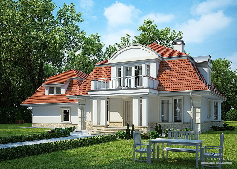 Projekt domu LK&711