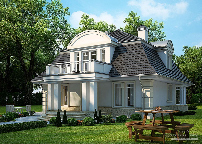 Projekt domu LK&710