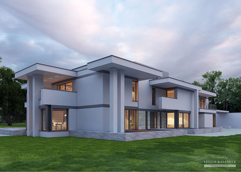 Projekt domu LK&1055