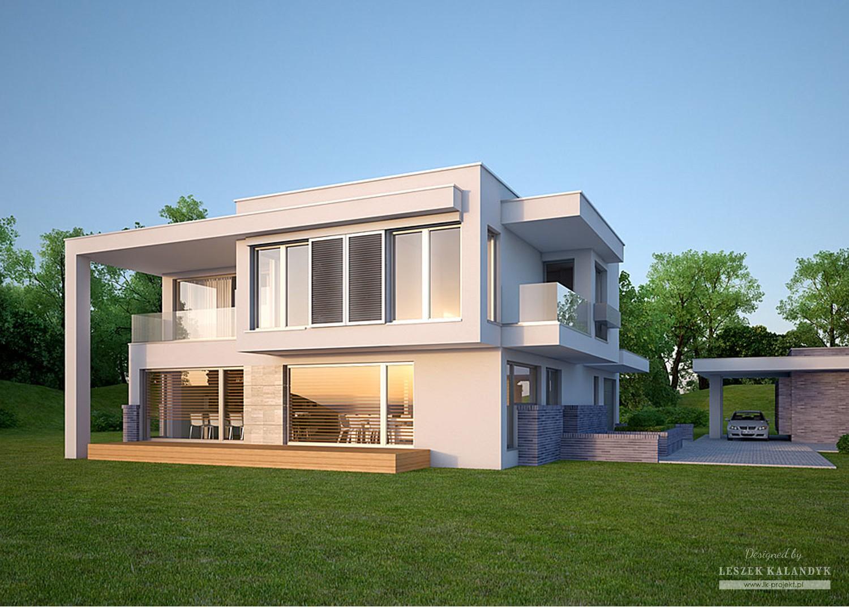 Projekt domu LK&1102