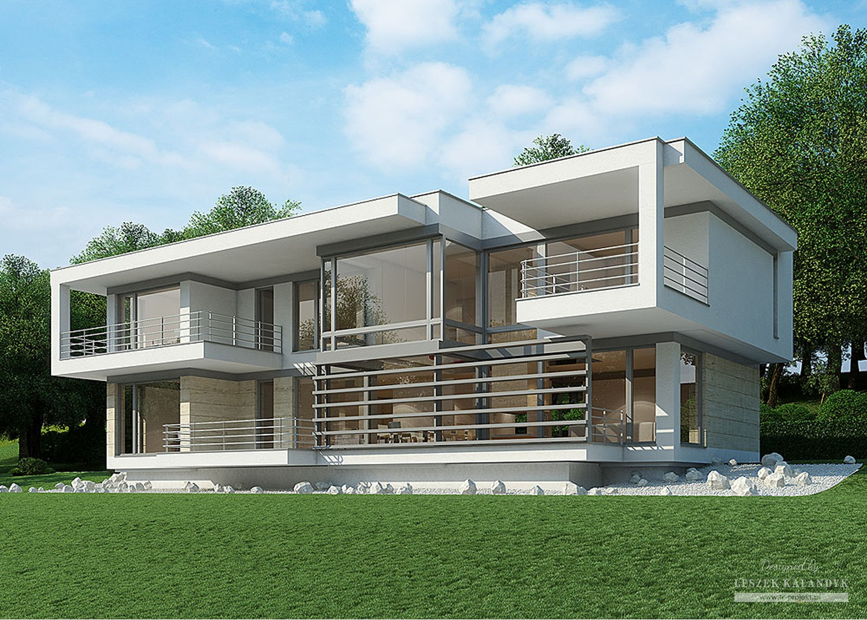 Projekt domu LK&1105