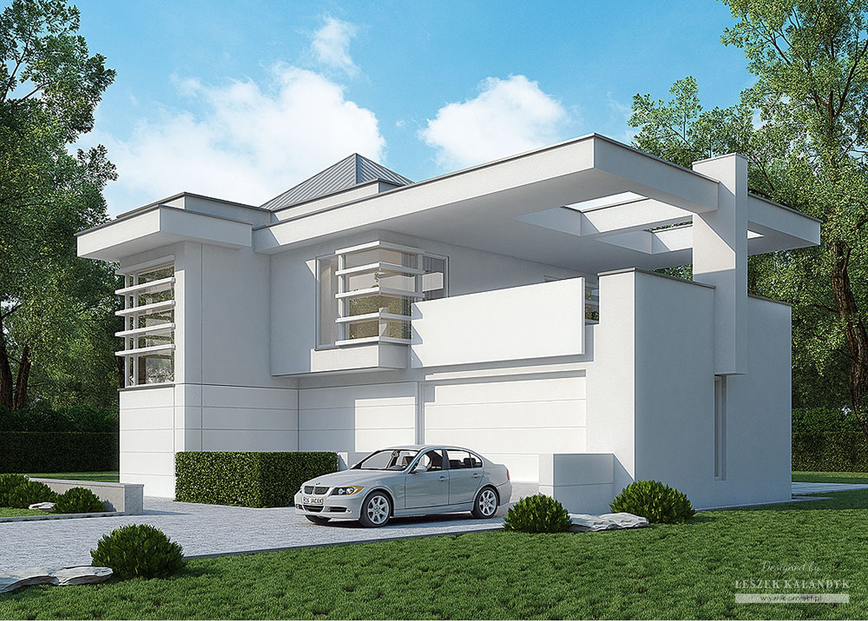 Projekt domu LK&1108