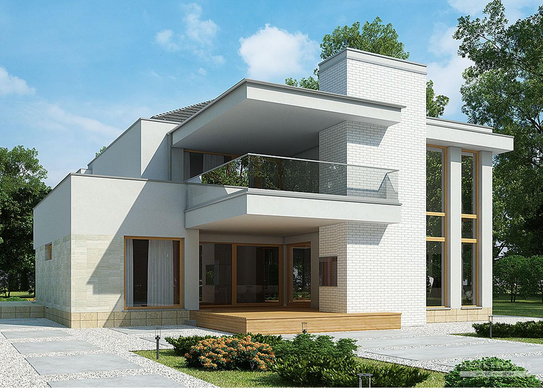 Projekt domu LK&914