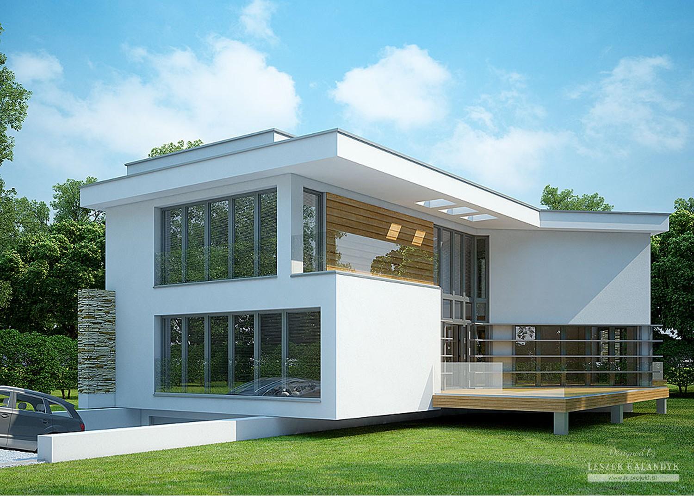 Projekt domu LK&1101
