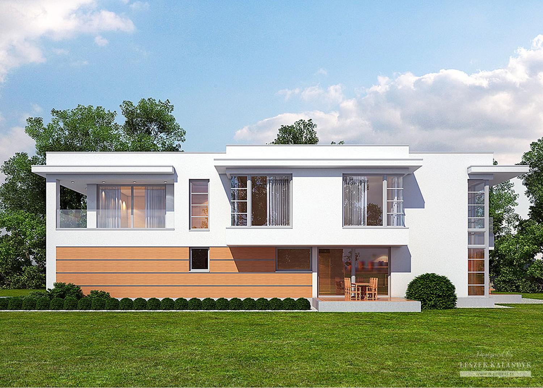 Projekt domu LK&801