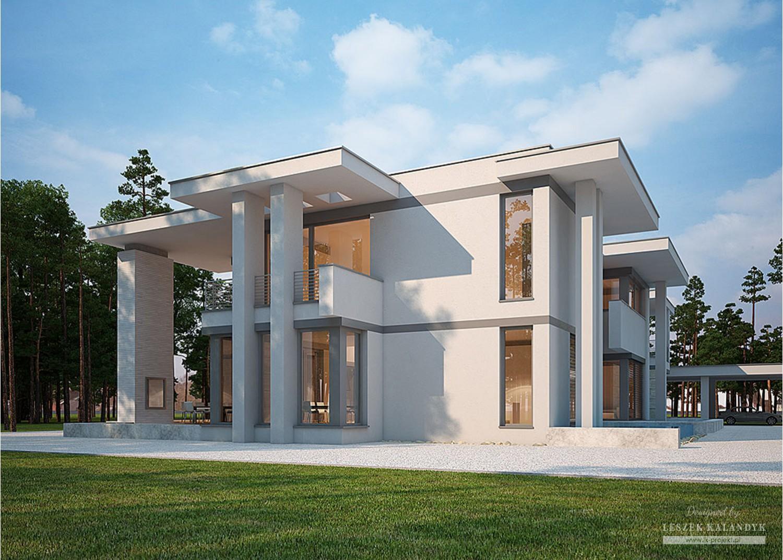 Projekt domu LK&1104
