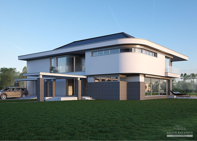 Projekt domu LK&1133