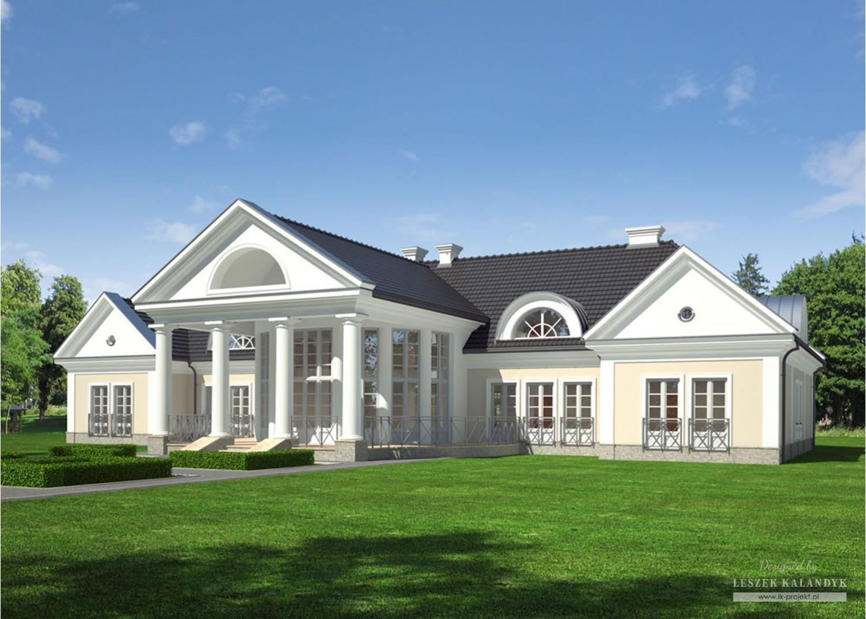 Projekt domu LK&1126
