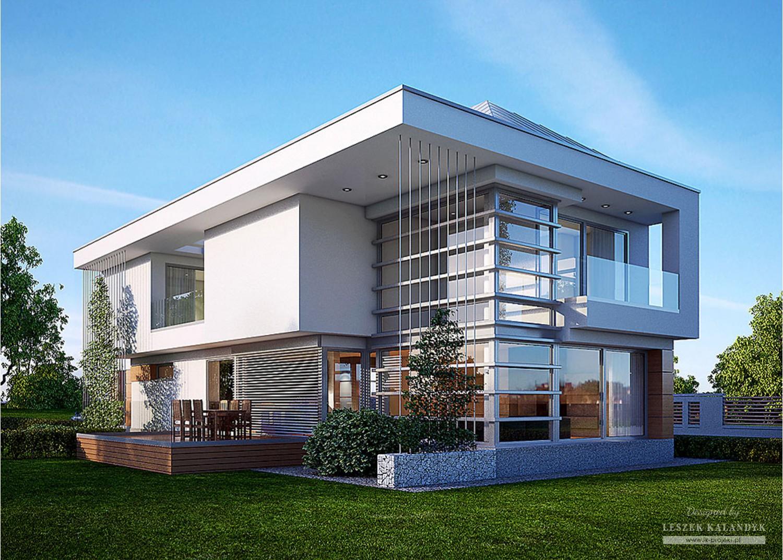 Projekt domu LK&1137