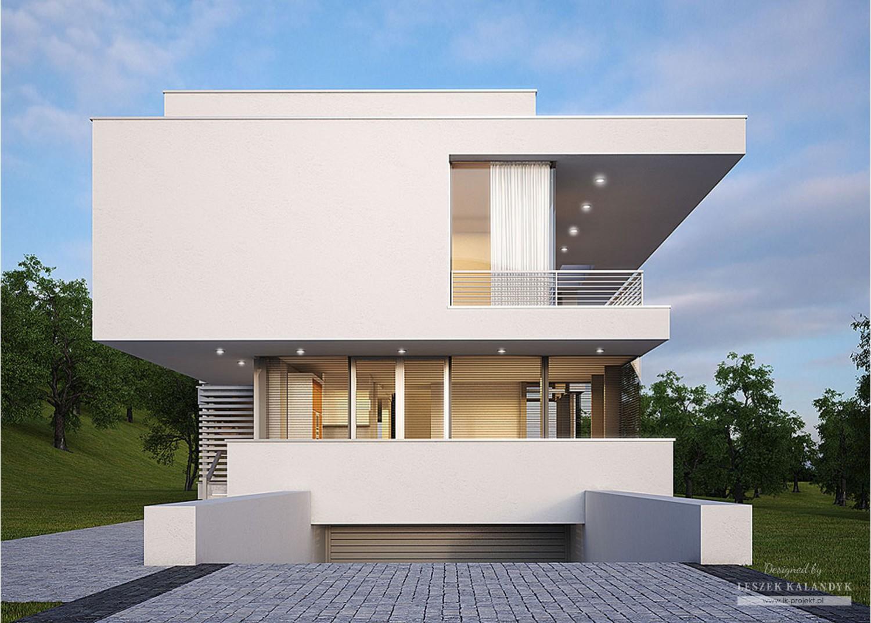 Projekt domu LK&1117