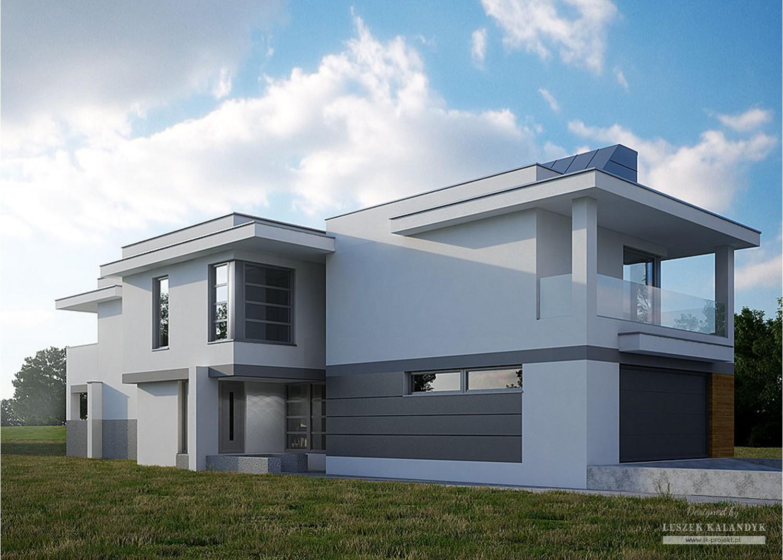 Projekt domu LK&1146