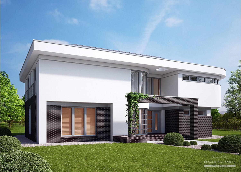 Projekt domu LK&1159