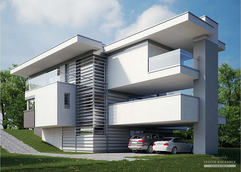 Projekt domu LK&1149