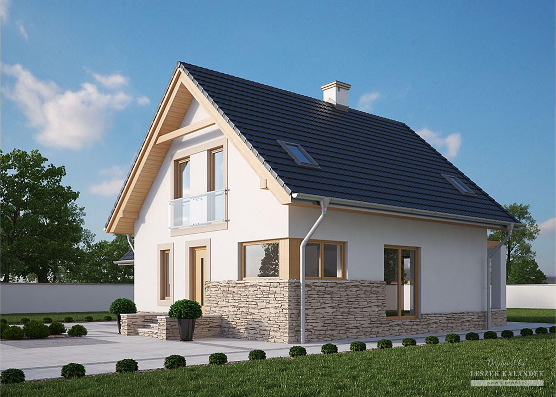 Projekt domu LK&1151