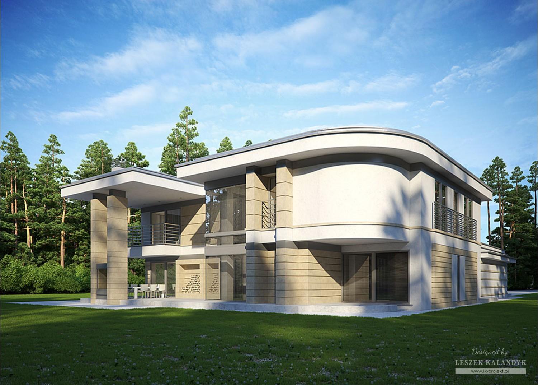 Projekt domu LK&1148