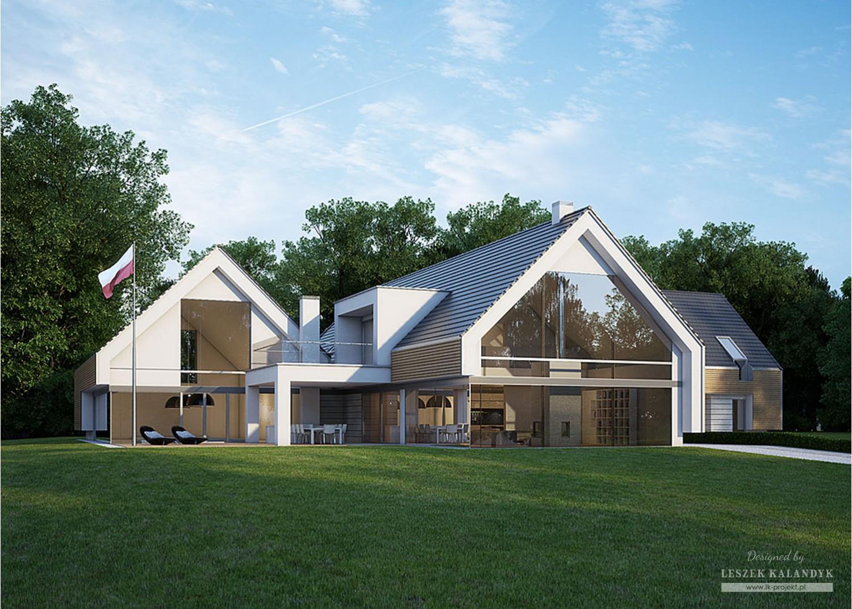 Projekt domu LK&1169