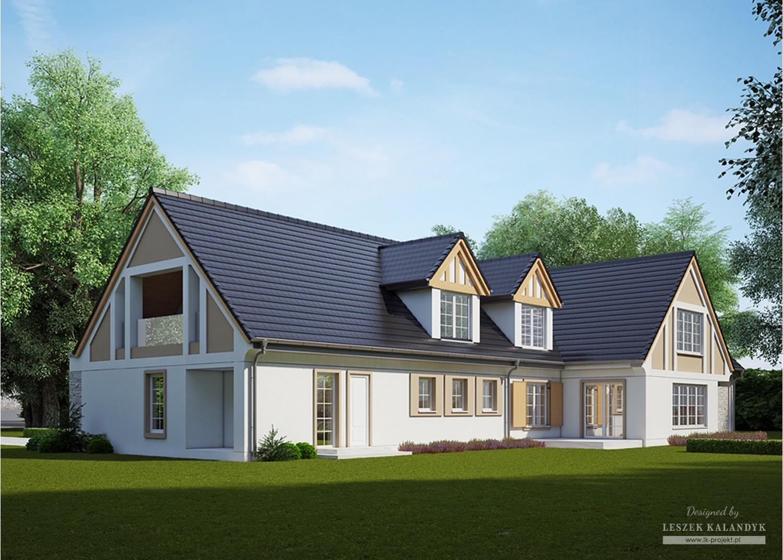 Projekt domu LK&1161