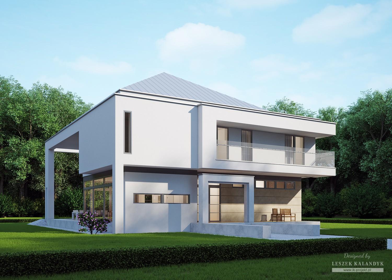 Projekt domu LK&1186