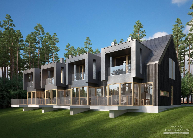 Projekt domu LK&1188