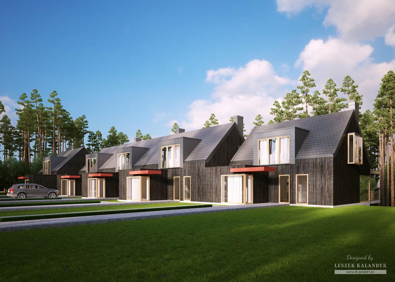 Projekt domu LK&1187