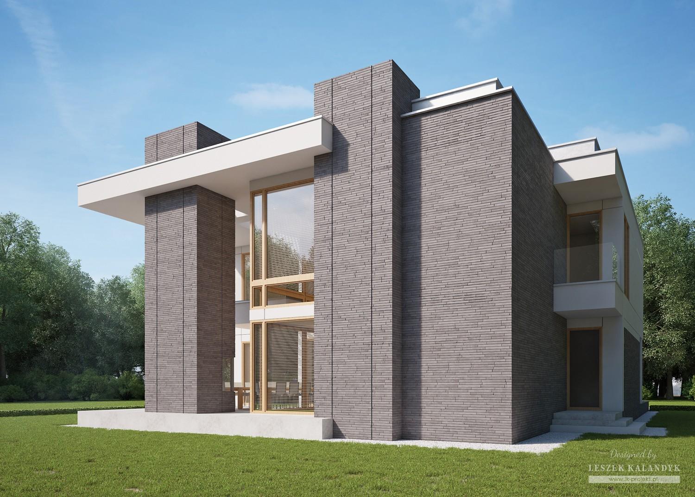 Projekt domu LK&1201