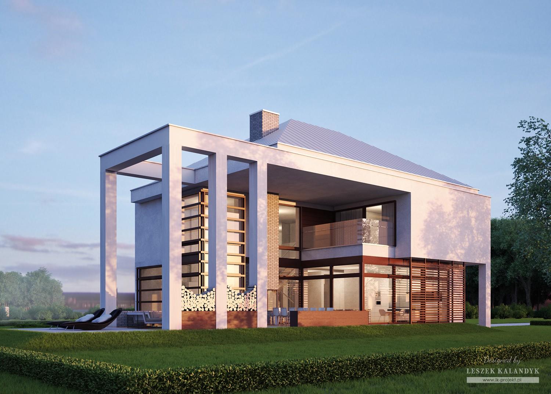Projekt domu LK&1170