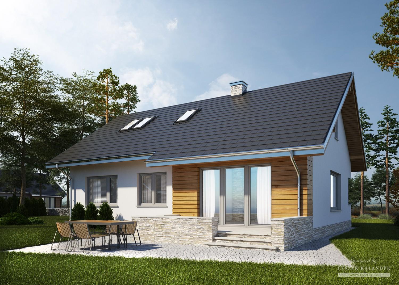 Projekt domu LK&1177