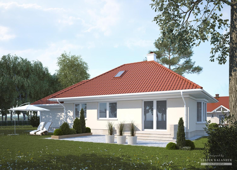 Projekt domu LK&1179