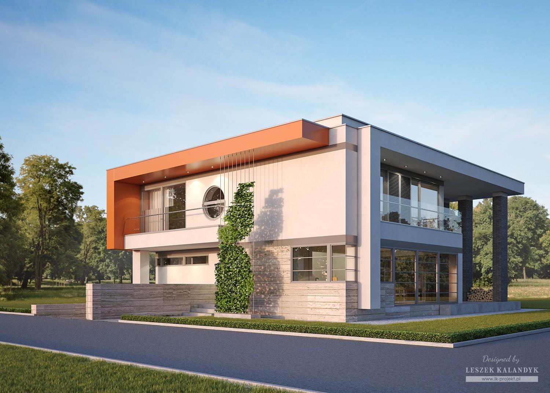 Projekt domu LK&1181