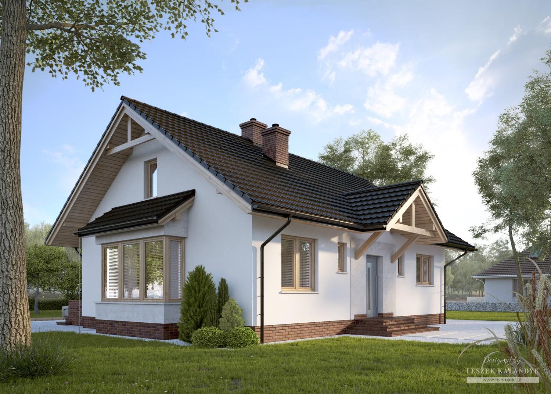 Projekt domu LK&1178