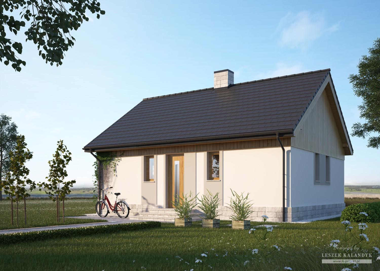 Projekt domu LK&1199