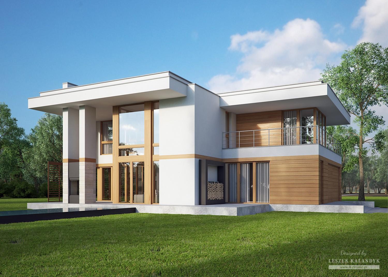 Projekt domu LK&1203
